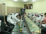 عقد اجتماع الجمعية العمومية لجمعية بللحمر الخيرية