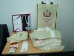 جمعية بللحمر تقدم كسوة الشتاء لطالبات المدارس